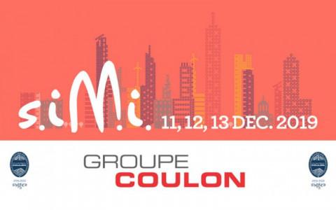 Le Groupe COULON et ses filiales, Airpur Ventilation et Windotech seront présents à l'édition 2019 du SIMI