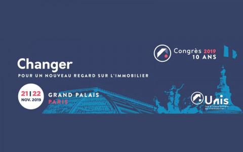 Le Groupe COULON sera présent au Congrès de l'UNIS édition 2019